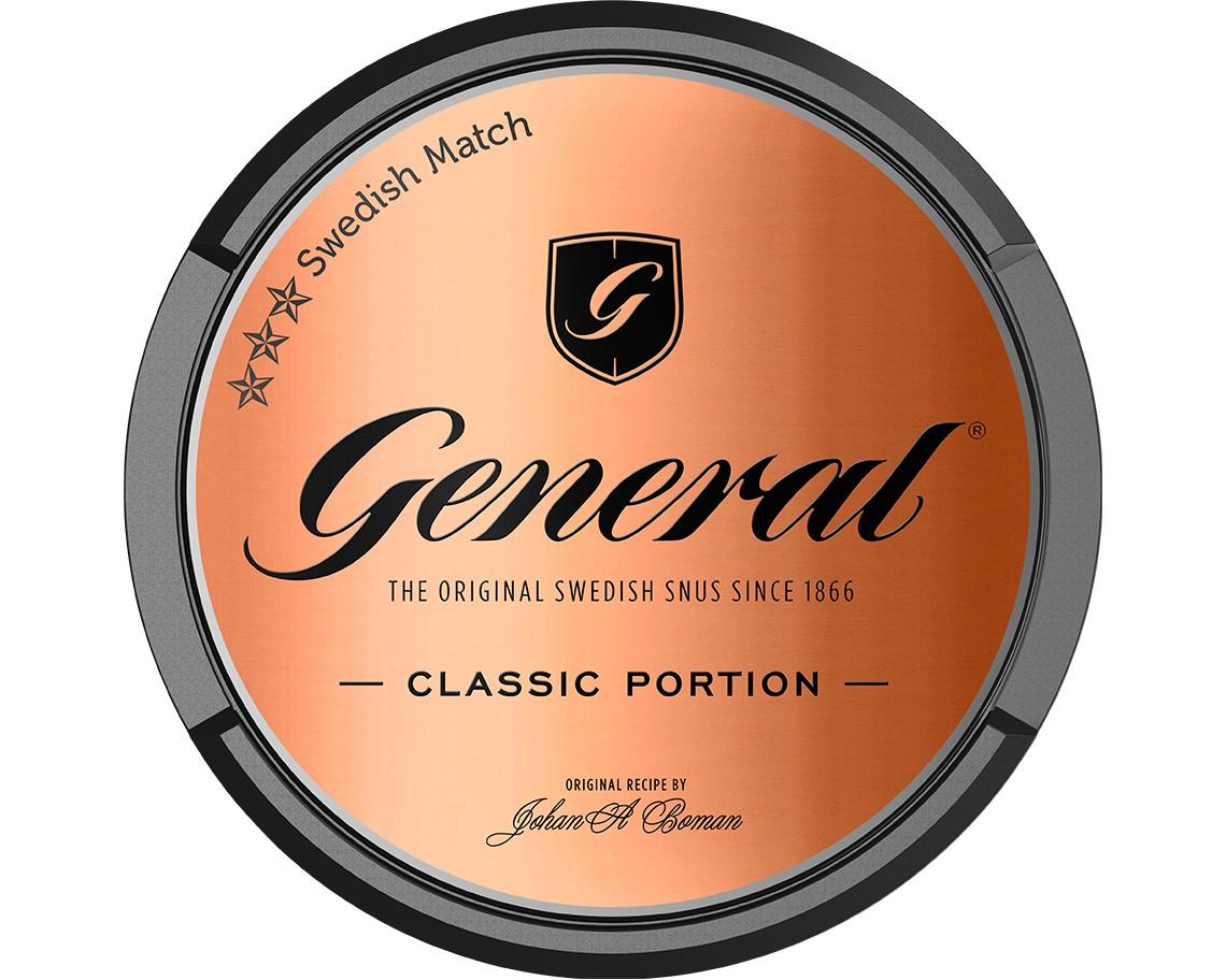 General Original Portion